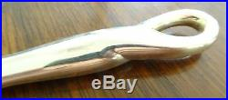 1984 Tiffany & Company Padova Sterling Silver Bread Knife Elsa Peretti