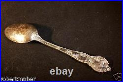 Antique Cathedral Drive Lakewood, NJ Sterling Silver Souvenir Spoon