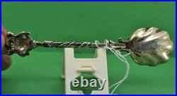 Antique sterling silver Spoon The Salters Company MAY 12 1853 SS WN Lon 1858