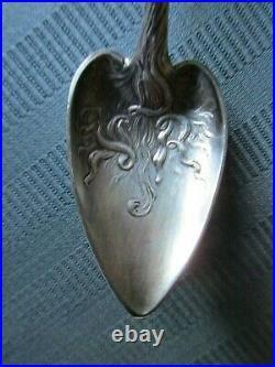 DURGIN DAR Souvenir Spoon Sterling Silver R ARNOLD Ch. DAUGHTERS AMERICAN REV