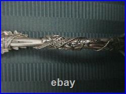 GORHAM WASHINGTON Irving 35 SOUVENIR SPOON 1891 SUNNYSIDE NY Sterling Silver NM