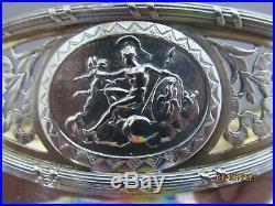 Gorham Sterling Silver Oval Bowl