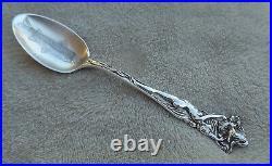 Psyche by Paye and Baker 5 1/2 Sterling souv spoon no mono Portland Salmon