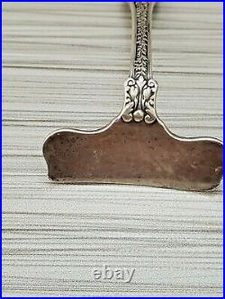 Rare Tiffany & Co Sterling Silver 1901 Unknown Flatware 24 Gram 3.5'' L