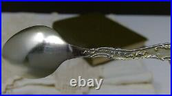 Sterling. 925 Silver Souvenir Spoon Hotel Bon Air Augusta Black Americana