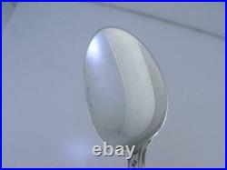 Sterling DURGIN Souvenir Spoon LYNN MA with MOLL PITCHER fortune teller
