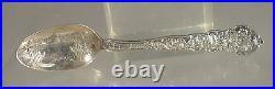 Sterling Silver 1904 World's Fair Louisiana Purchase St Louis Souvenir Spoon