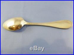 Sterling Souvenir Spoon Moll Pitcher Lynn By Wm B Durgan Co