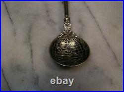 Tiffany & Co. Sterling Silver Souvenir Spoon 1893 Columbian Exposition
