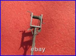 Tucson AZ Mining Sterling Silver Souvenir Spoon Donkey pick shovel nugget Ore