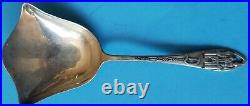 Vintage 1954 Sterling Silver Disneyland Opening Souvenir Spoon Walt Disney 925