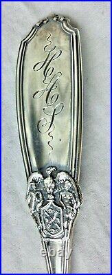 Vintage Tiffany St. Paul's Church Chapel Sterling Silver Souvenir Spoon New York