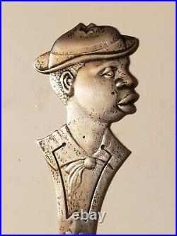 Vintage Vintage Johnnie Griffin Sterling Silver Book Mark. Asheville NC